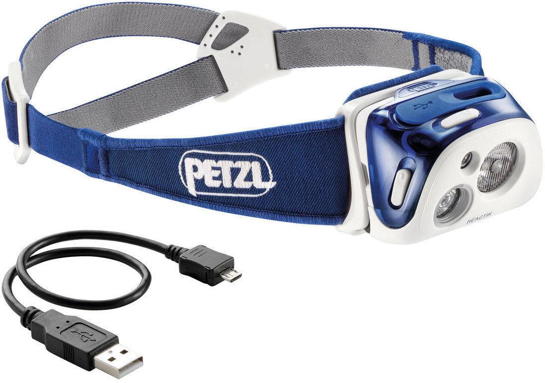 Petzl reactic rechargeable 220 lm USB projecteur   99