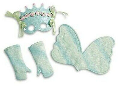 American Girl Fairy Costume Accessories NIB Marie-Grace Cecile Mardi Gras Gloves