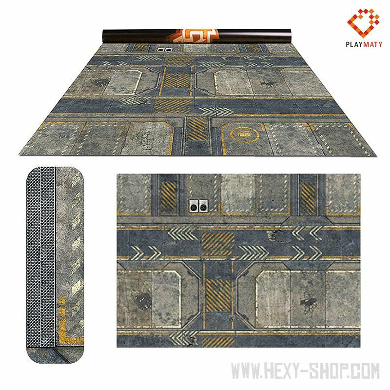 Infinity 2     Rice Field 2 – Double-Sided 72″ x 48″ Mat for Battle Games 97d83e