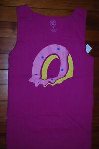 34033a3fef02 NEW Men s Odd Future OFWGKTA Donut Drip Tank Top (Medium