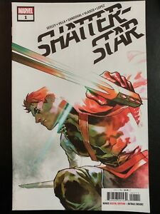 SHATTER-STAR-1a-2018-MARVEL-Comics-VF-NM-Comic-Book