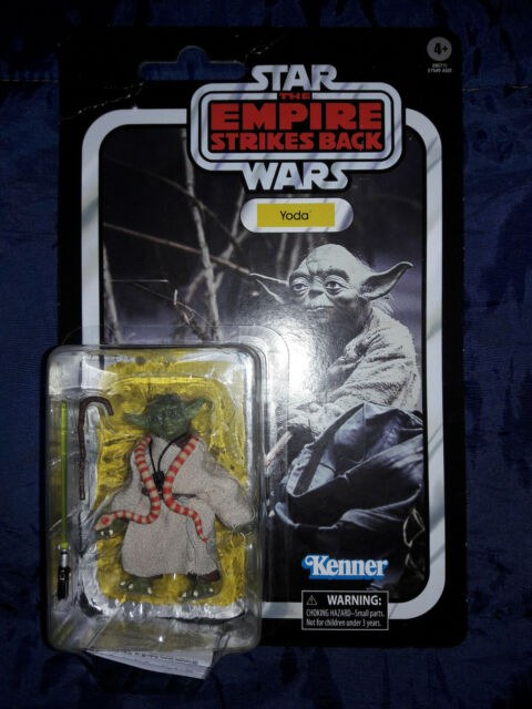 """Star Wars The Black Series ESB Yoda 6"""" Scale 40th Anniversary Collectible Figure"""