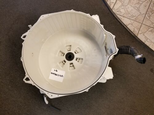 AGM75510707 New LG Washer outer rear tub Assy with Bearings /& Gasket AJQ74053901