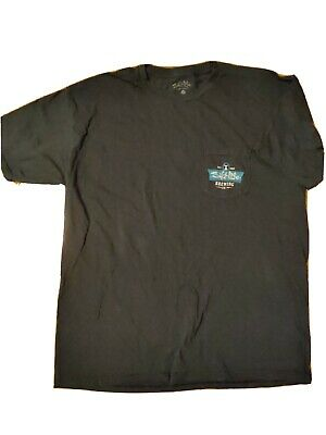Columbia New PFG Americana Saltwater Short Sleeve T-Shirt Mens 2XL XXL Red