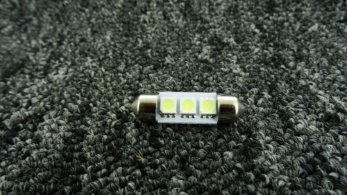 MAZDA 39MM 3 SMD LED Festoon Dome Light Lamp Bulb