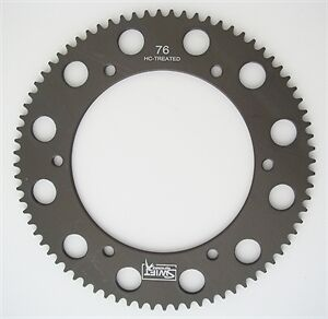 69 Tooth Aluminum Go Kart Rear Axle Sprocket for 219 Chain