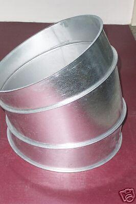 Wäscheschacht Rohrbogen Durchmesser 300-30°