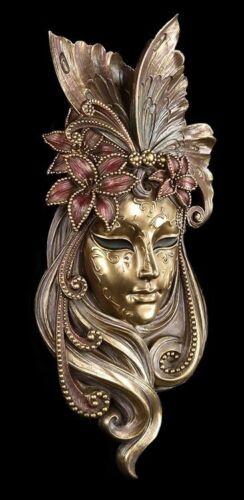 Liliana Veronese Wand Deko Venedig Karneval Venezianische Maske