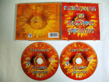 VARIOUS  Flower Power The Woodstock Generation  CD