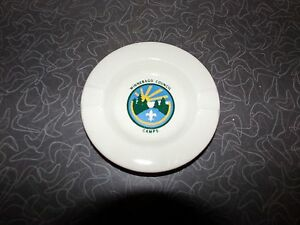 Vintage-Boy-Scout-Winnebago-Council-Camps-Ceramic-Ashtray-BSA