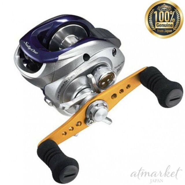SHIMANO bait reel 11 SALTY ONE HG left handle Fishing from JAPAN NEW