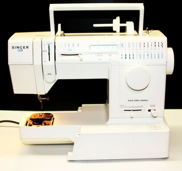 SINGER 40 Heavy Duty Sewing Quilting Machine LCD EBay Magnificent Singer Quilting Sewing Machine