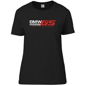 Beamer-R1200-GS-Adventure-Damen-Motorrad-Premium-Qualitat-T-Shirt-Geschenk-S