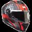 Casco-Integral-Demi-Jet-Full-Cara-Cgm-301S-Motegi-para-Moto-y-Scooter-Homologado miniatura 13
