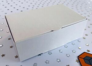 White-Single-Slice-Wedding-Party-Cake-Boxes-BARGAIN-Favour-Boxes