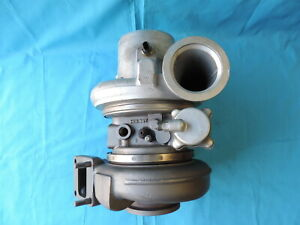 Details about Cummins ISX QSX15 Engine Holset Genuine HE551V 3786264 Turbo  Turbocharger