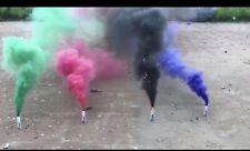 Bengalo Smoke-X Leuchtsignal // Seenotfackel Rot Paintball Handfackel