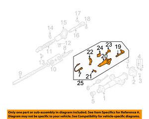 GM-OEM-Lower-Steering-Column-Lock-Assembly-26092432