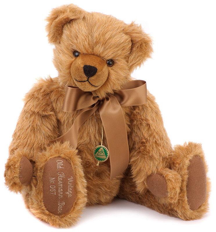 Vintage Old Hermann limited edition teddy bear by Hermann Spielwaren - 11966-9