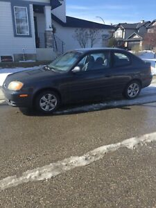 Hyundai Accent Low KM (AVAILABLE!!!)