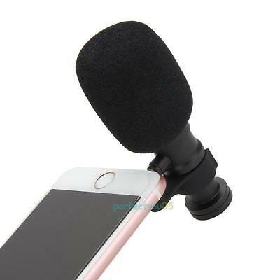 Cardioid Directional Condenser Shotgun Microphone for Home Audio Music Recording