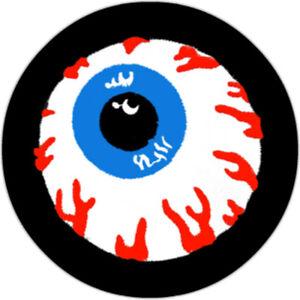 Auge-25mm-Button