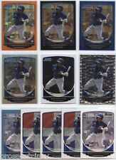 Lot of (103) Anderson Feliz 2013 Bowman Chrome RC Cards w/ Parallel - NY Yankees
