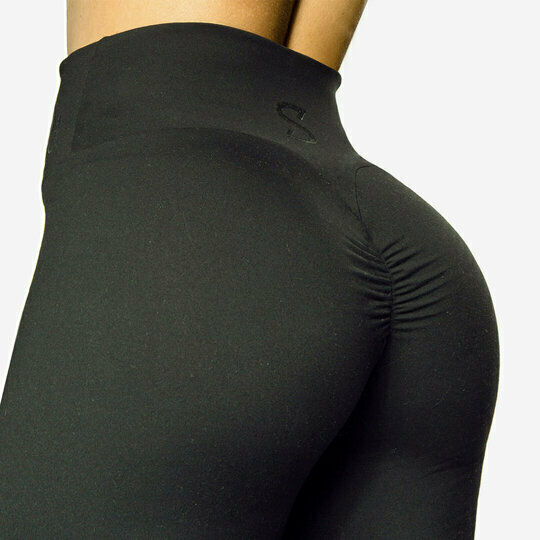 S-Shaped Leggings SARA Basic Women Sport Fitness Bodybuilding Gym Workout Sexy