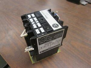 NEW Westinghouse Control Relay 4-Pole 24 VDC with ARDCR contact blocks ARD4LR