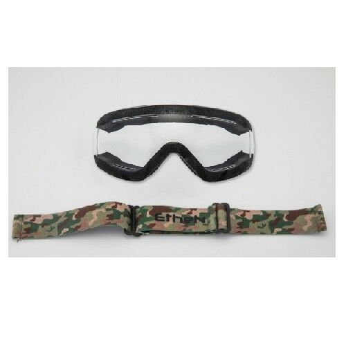 MASK MASK MILITARY CLEAR LENSES LENS ETHEN MILLEOPARD01T