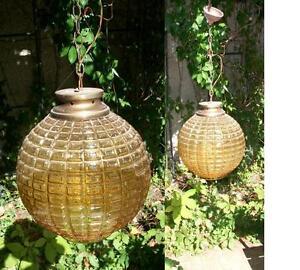 lampadario-lampione-vintage-pallone-vetro-ambrato-x-ingresso-interno-esterno