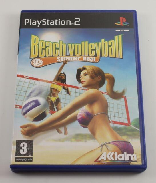 Summer Heat Beach Volleyball (PS2)