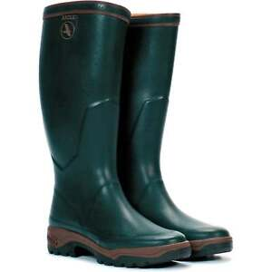 Aigle-Parcours-2-Wellingtons-Bronze-Dark-Green-or-Brown-Available