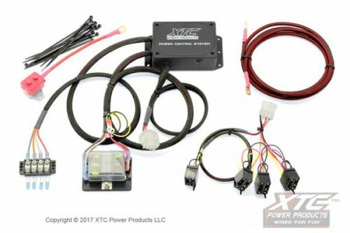 XTC Power Products Plug /& Play 4 Switch Power Control System PCS-44-NS