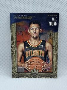 2019-Panini-Court-Kings-Trae-Young-Rookie-Portraits-199-HOT