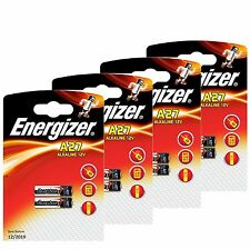 8 x Energizer A27 12V Alkaline Battery MN27 27A GP27A L828 CA22 Batteies