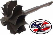 Tdo5h Turbine Wheel Shaft Mhi Oem 49mm X 55mm 14b 16g 18g Evo 3 Evo X 20g