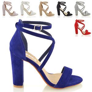 donna-cinturino-alla-Caviglia-sandali-tacco-da-donna-con-cinturino-fibbia