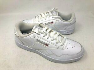 Detalles acerca de ! nuevo! Reebok Para Hombre CLUB memt con Cordones Tenis Blanco Talla: 8 Ancho #039506 f5c un mostrar título original