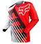 FOX Herren Cycling Jersey Langarm Team Radtrikot Bikeshirt MTB Race Trikots