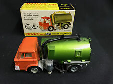 VINTAGE DINKY 451 - JOHNSTON ROAD SWEEPER - BOXED - CONTENTS EXCELLENT