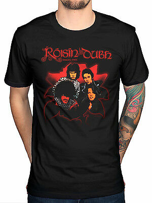 Official Thin Lizzy Roisin Dubh NEW T-Shirt Rock Metal Band Merch Dare 21 Guns