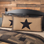 BLACK-CHECK-STAR-QUILT-SET-amp-ACCESSORIES-CHOOSE-SIZE-amp-ACCESSORIES-VHC-BRANDS thumbnail 18