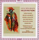Gioacchino Rossini: Sigismondo (CD, 1993, Bongiovanni)