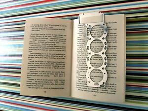 triumph stag v8 head gasket bookmark cheap present gift ebay