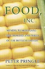 Food, Inc. : Mendel to Monsanto--The Promises and Perils of the Biotec-ExLibrary