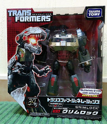 Generoso Transformers Generations Grimlock Japan Version Takara New