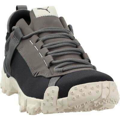 puma trailfox casual running shoes  black  mens  ebay