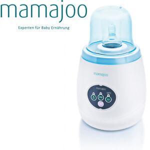 Mamajoo Digitaler Babyflaschenwärmer & Dampfsterilisator MMJ1721 Babykostwärmer
