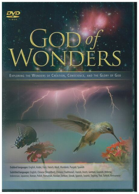 God of Wonders - Multi-language New, DVD